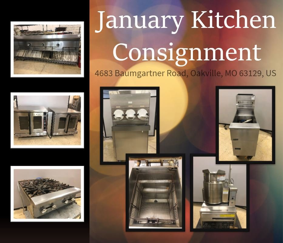January Kitchen Consignment