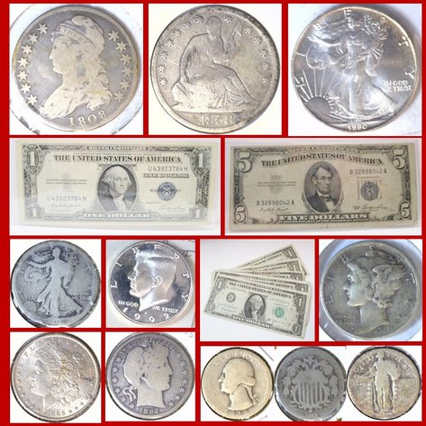 Skow Estate Coin Collection