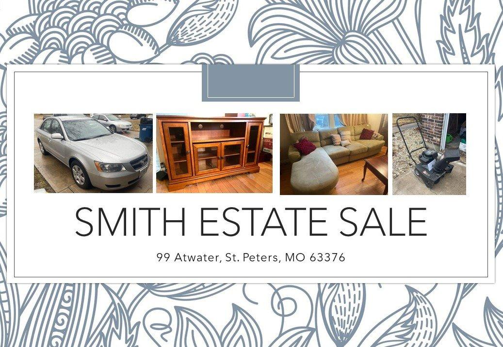 Smith Family Estate Sale