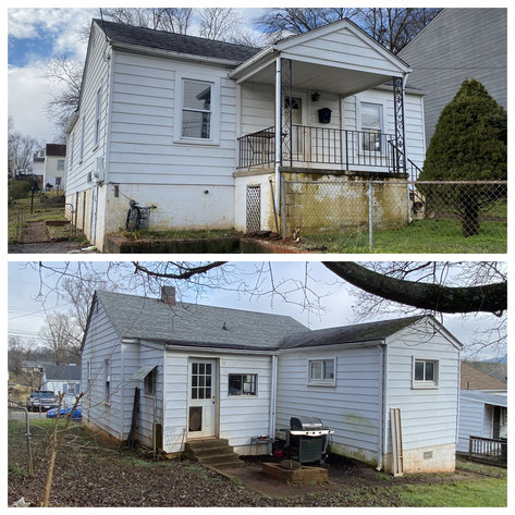 2 BR/1 BA Investment Property Minutes From UVA, Hospitals & I-64--SELLS to the HIGHEST BIDDER!!