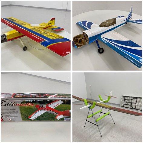 RC Aircraft Online Auction