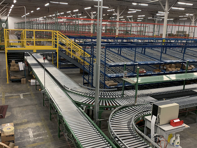 Material Handling Equipment, Forklifts & Pallet Racking