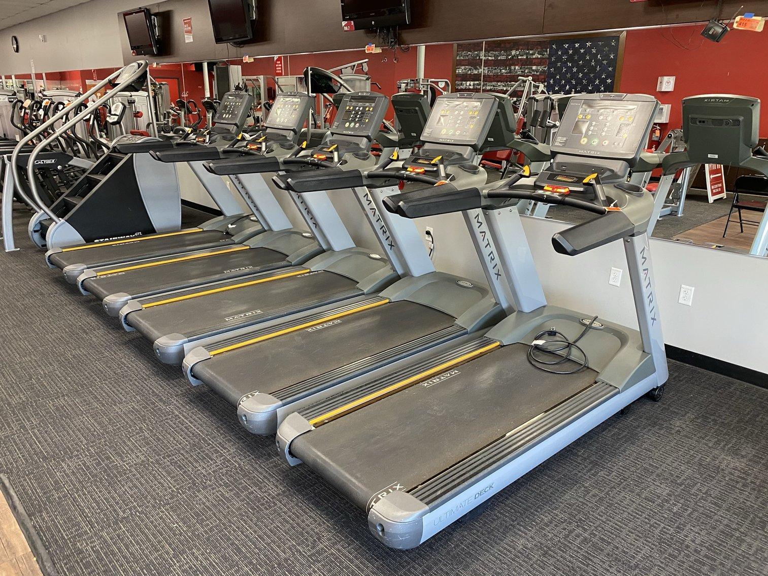 Twin Cities Area Fitness Club Liquidation