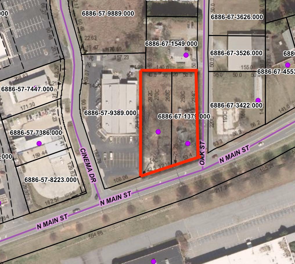 Prime Commercial Real Estate in Kernersville