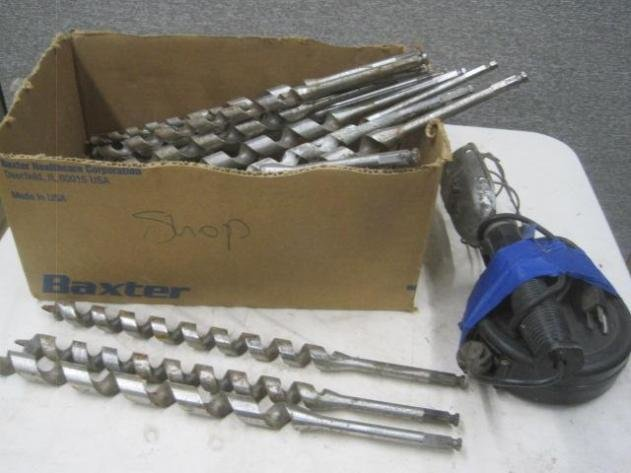 Hardware Auction: Nuts, Bolts, Screws, Anchors