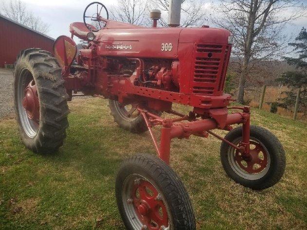 Constructions & Farm Equipment, Shop Tools and More!