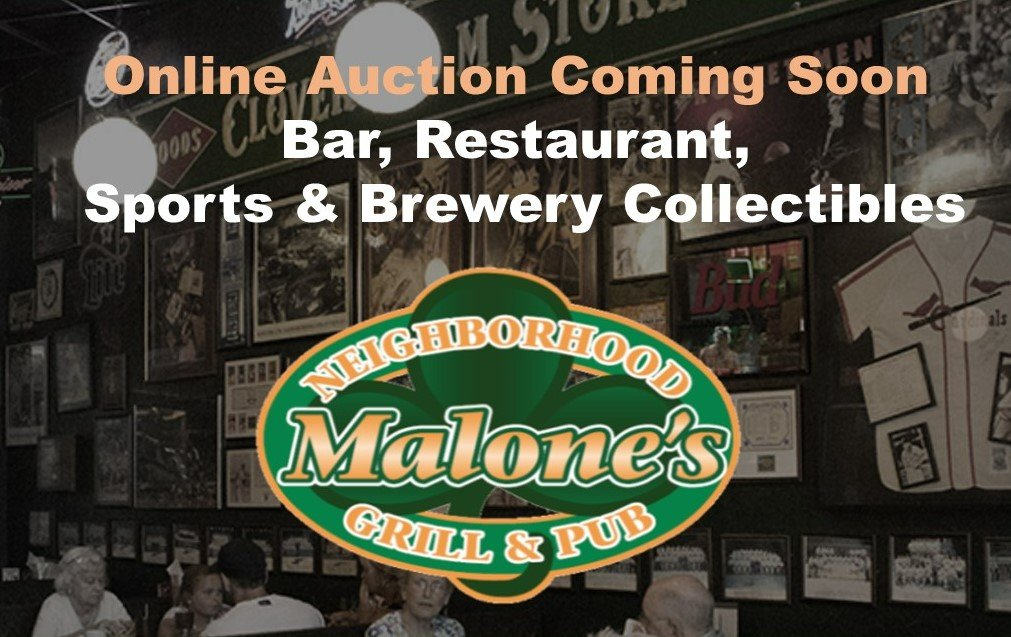 COMING SOON - Malone's Grill & Pub