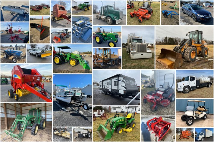 Spring 2021 Consignment Auction
