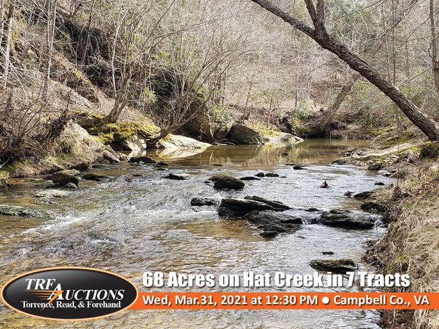 68 Acres on Hat Creek
