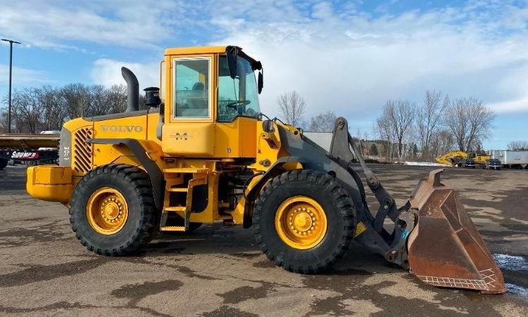 Surplus Excavating and Trucking Equipment