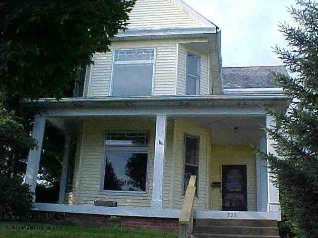 320 Eastern Ave. New Lexington 43764