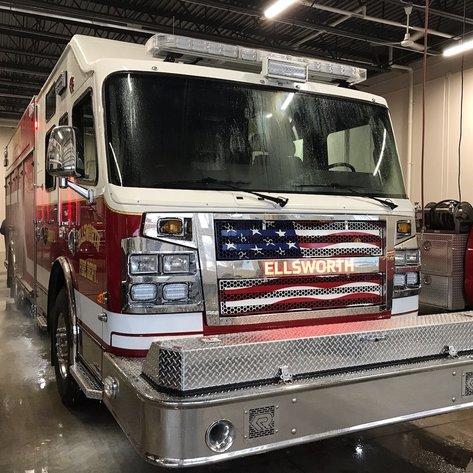 Ellsworth Fire Dept. Online Benefit Auction