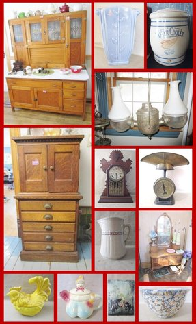 Cherrie Timm Pottery & Antiques