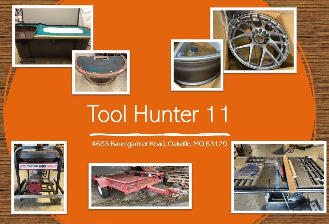 Tool Hunter 11