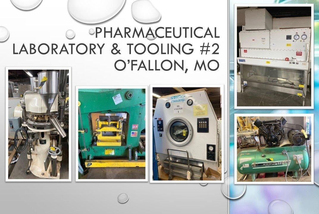 Pharmaceutical Laboratory & Tooling #2