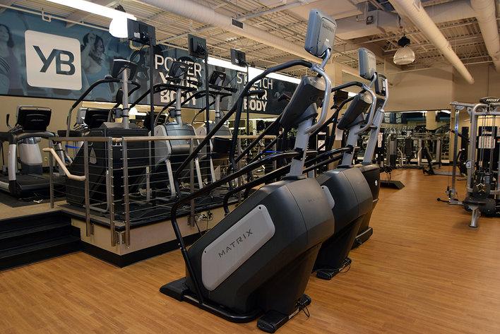 Late Model Fitness Equipment