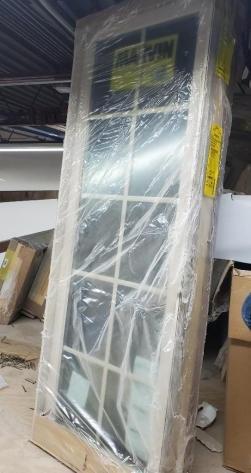 Surplus New Marvin Windows, Versetta Stone, 2017 Sawtrax C52VP Vertical Saw