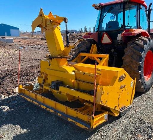 Surplus Construction and Landscaping Equipment