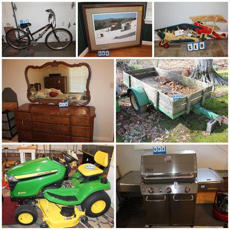 Fishel Online Auction