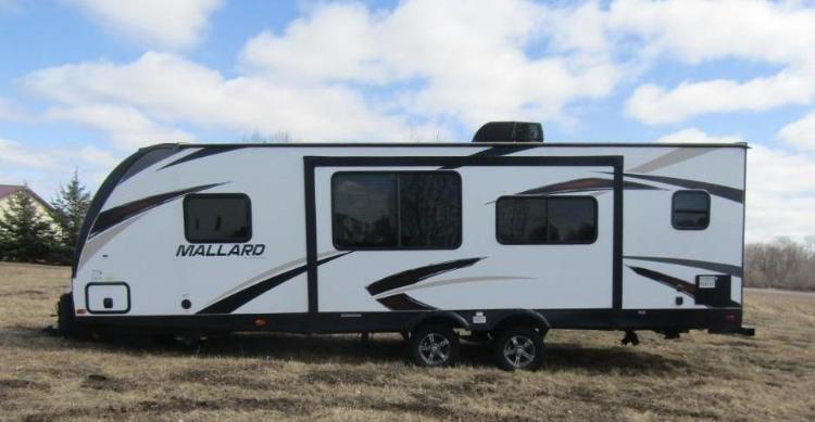 2015 - 2018 Travel Trailers & 2016 5th Wheel Camper