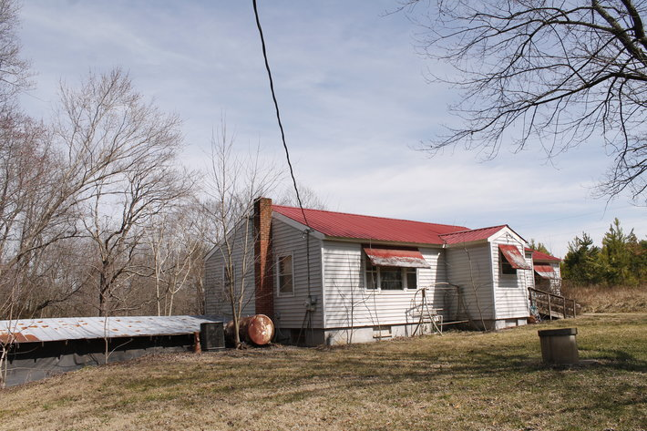 Commissioner's Sale - 2 Bedroom Home on 4.75 acres