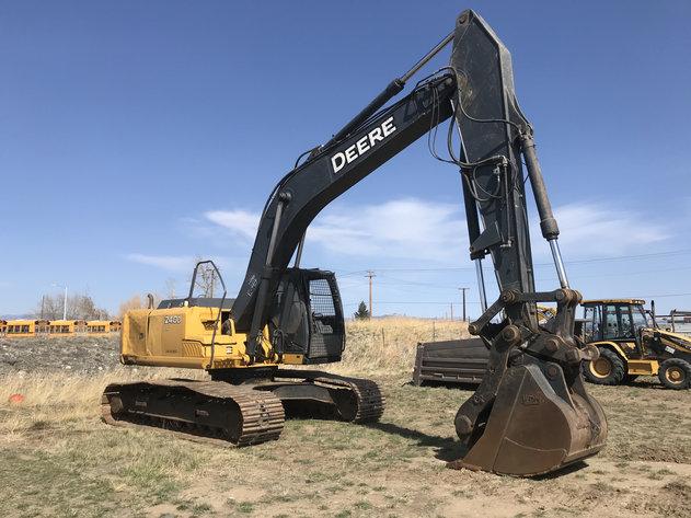 Spring 2021 Equipment Auction