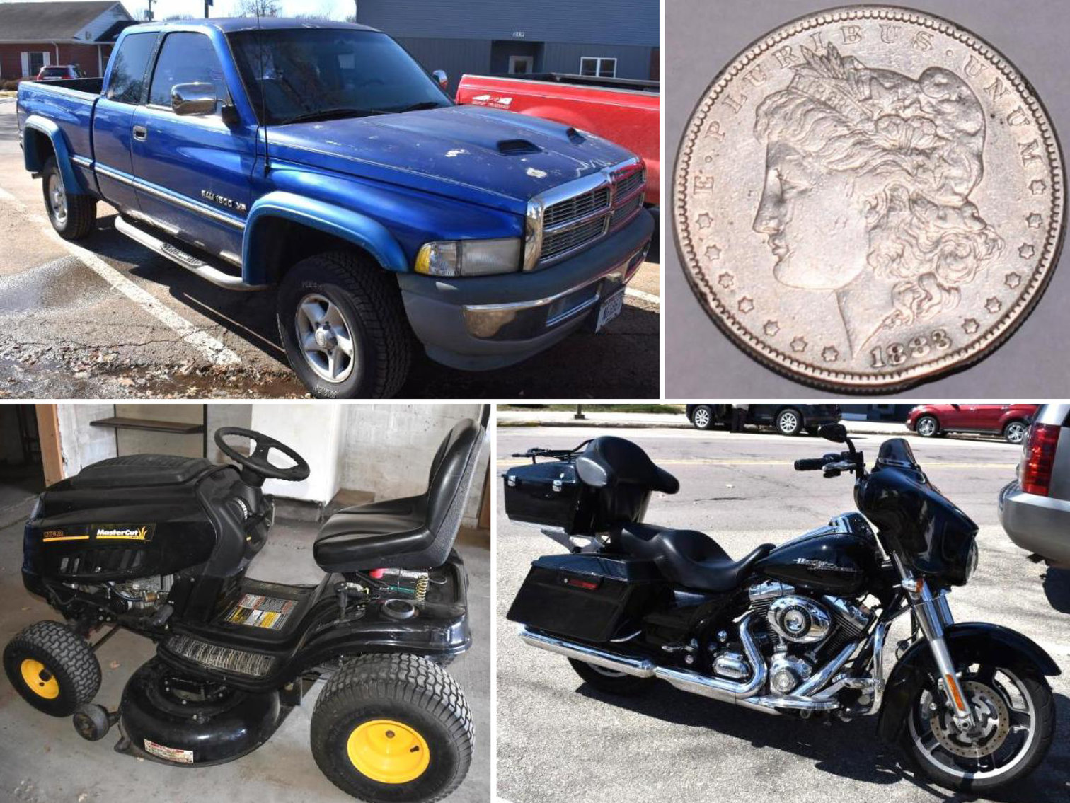 ProCountry LLC Auction Service April Consignment