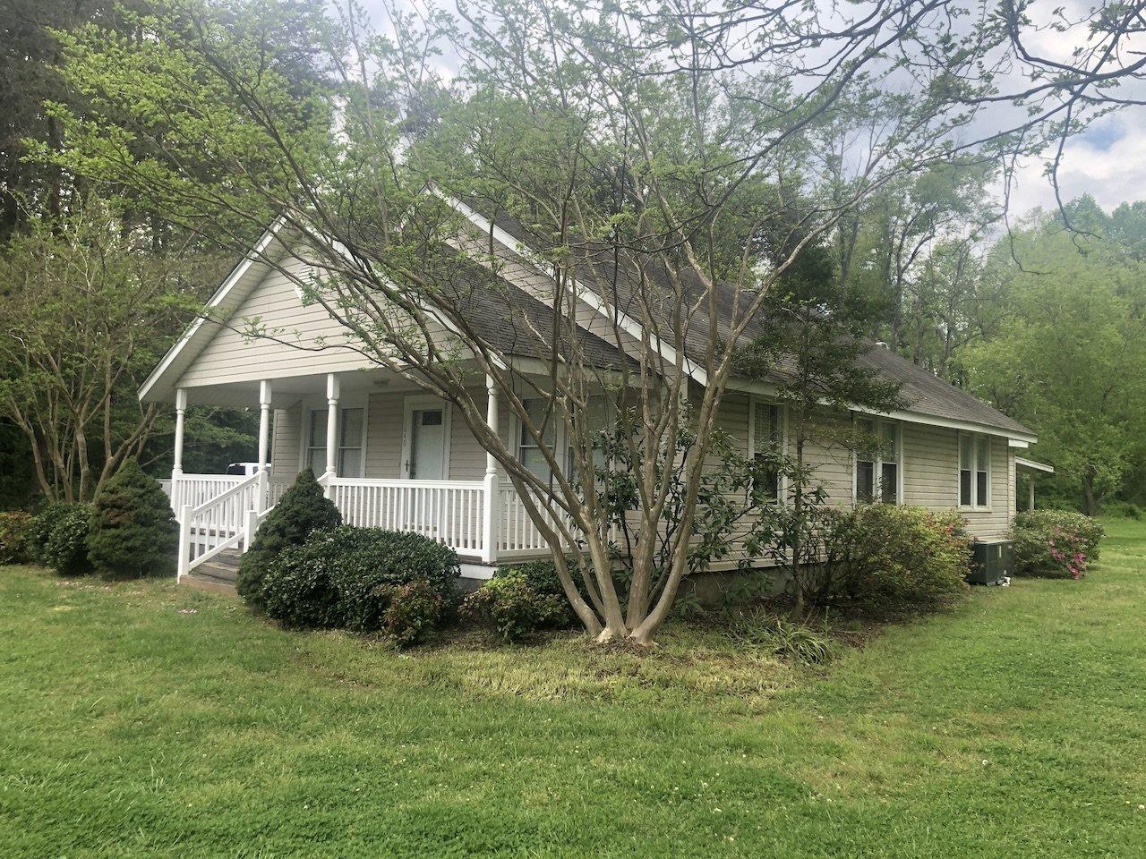 Rowan County House & 12.5 Acres
