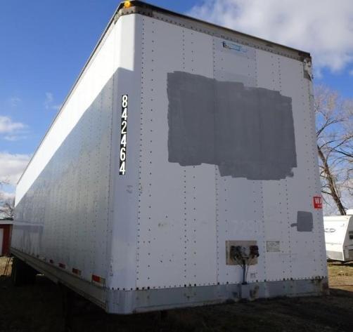 (2) Storage Trailers, Powermatic Planer, Building Supplies, Hardware