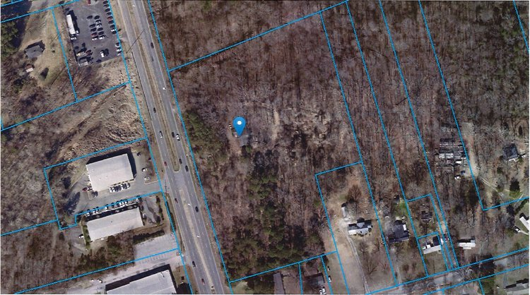 Bankruptcy Auction - Concord, NC - Commercial/Res 7.28± Acres