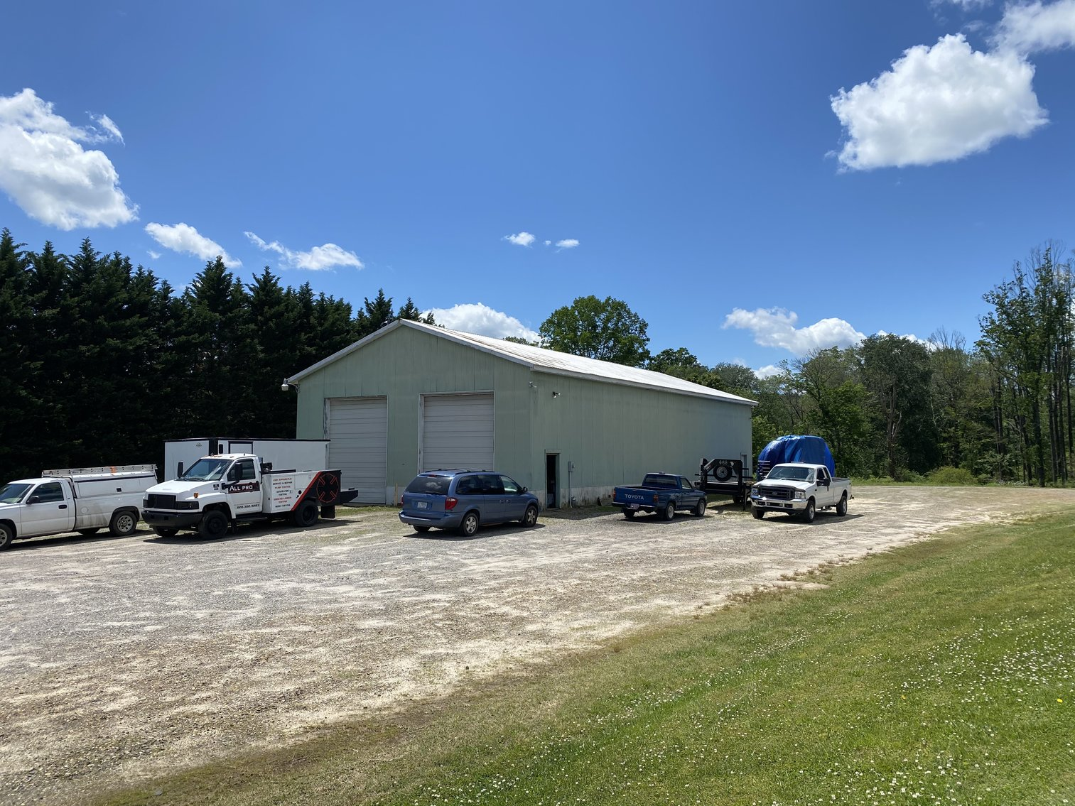 Automotive Shop - Hiddenite, NC