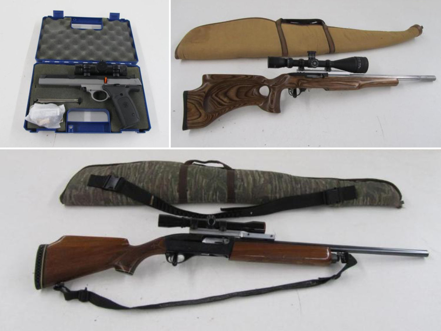 Private Firearm Collection, Pequot Lakes, MN