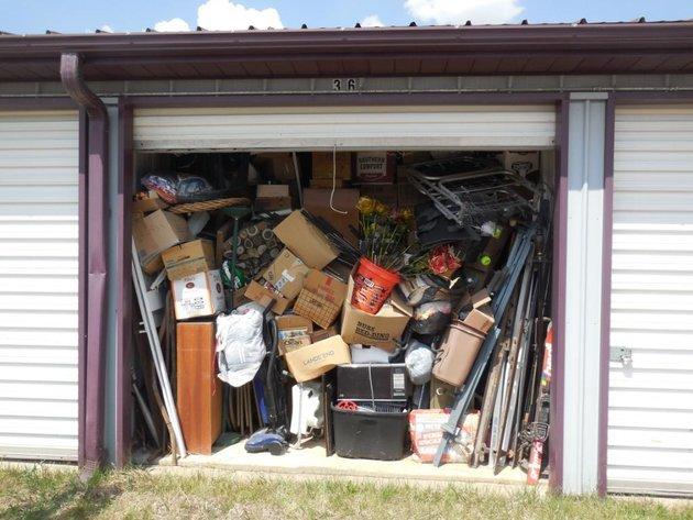 Our Saviors Lutheran Church Fund Raising Storage Locker Do-Bid Online Auction