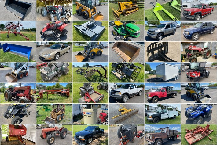Summer 2021 Consignment Auction