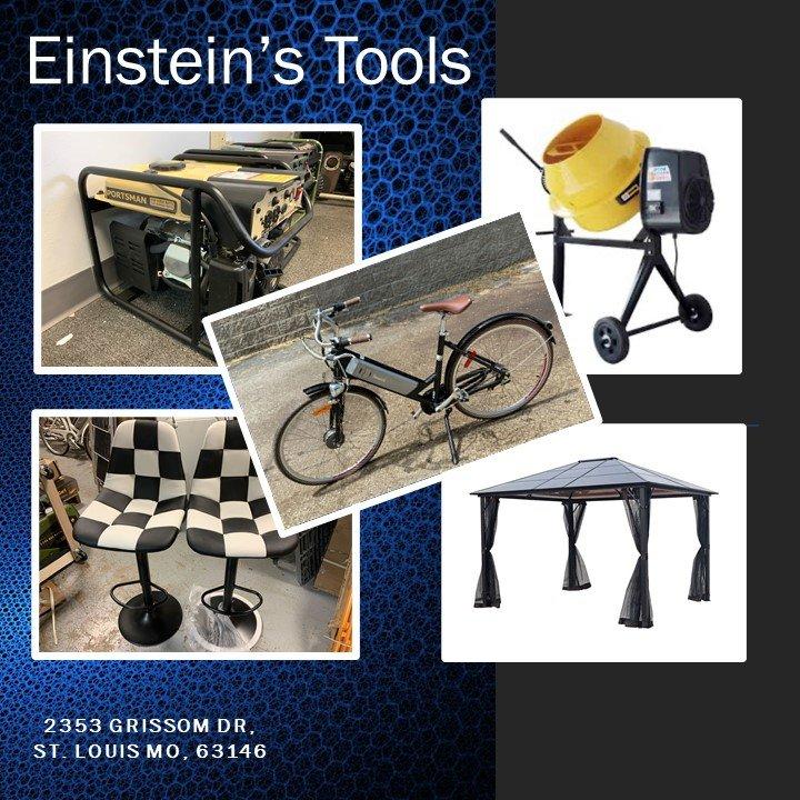 Einsteins Summer StockUP