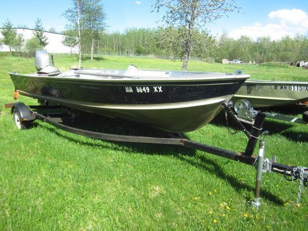 HERMANTOWN ONLINE AUCTION: BOATS & TRAILERS ONLINE AUCTION