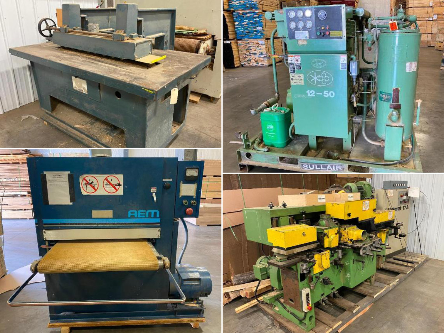 Cabinet Manufacture Upgrading Equipment