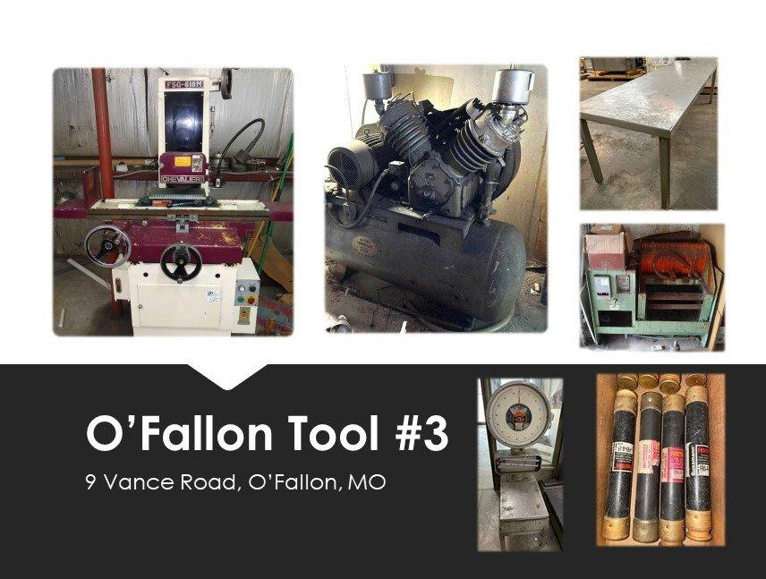 O'Fallon Tool Auction #3