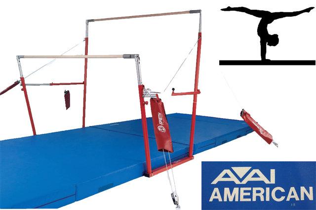 AAI Gymnastics & Daycare Fixtures