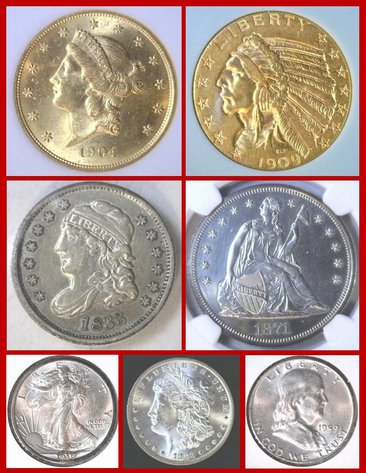 Private Collection Coin Dispersal #1