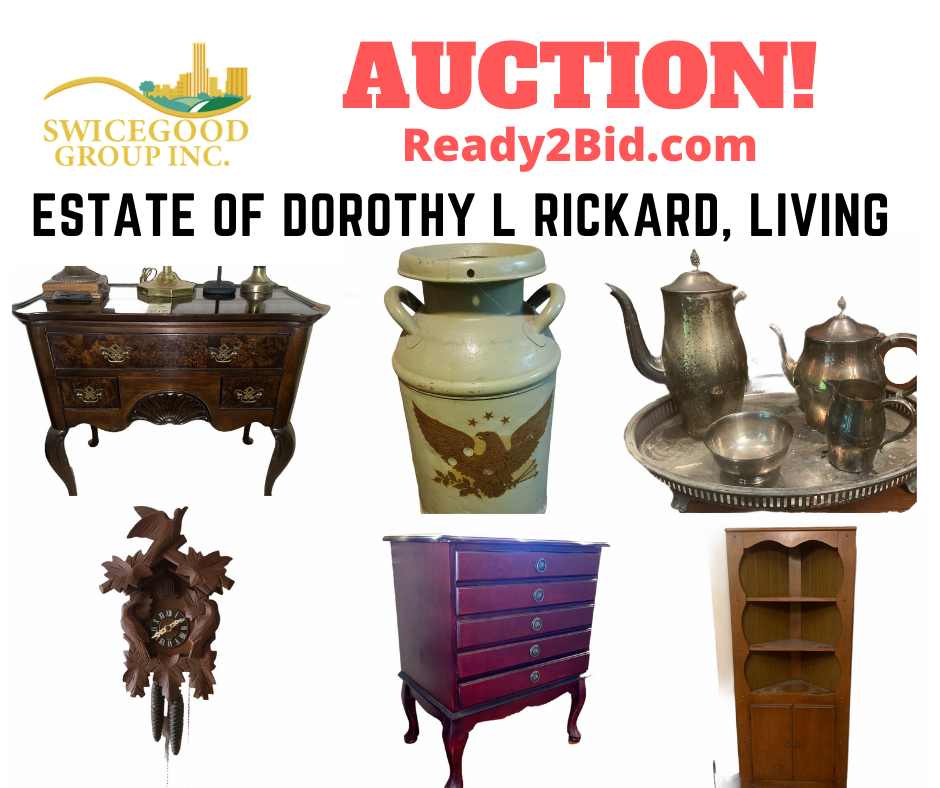 Estate of Dorothy L Rickard, Living