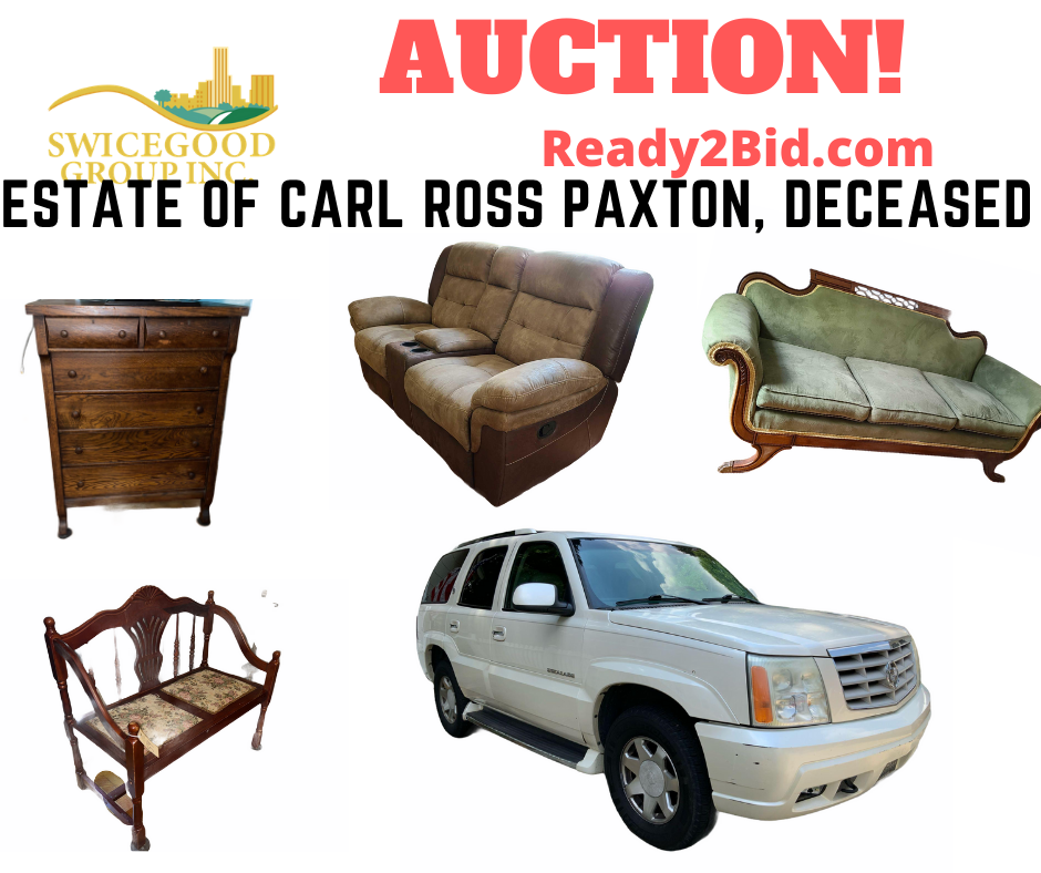 Estate of Carl Ross Paxton, Deceased