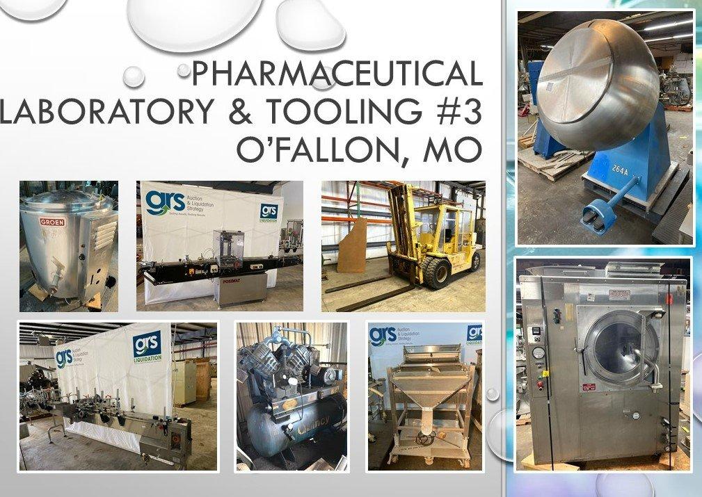 Laboratory Pharmaceutical & Tooling #3