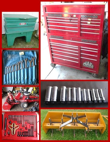 Snap-On, Matco Tools, Household, Lawn & Garden