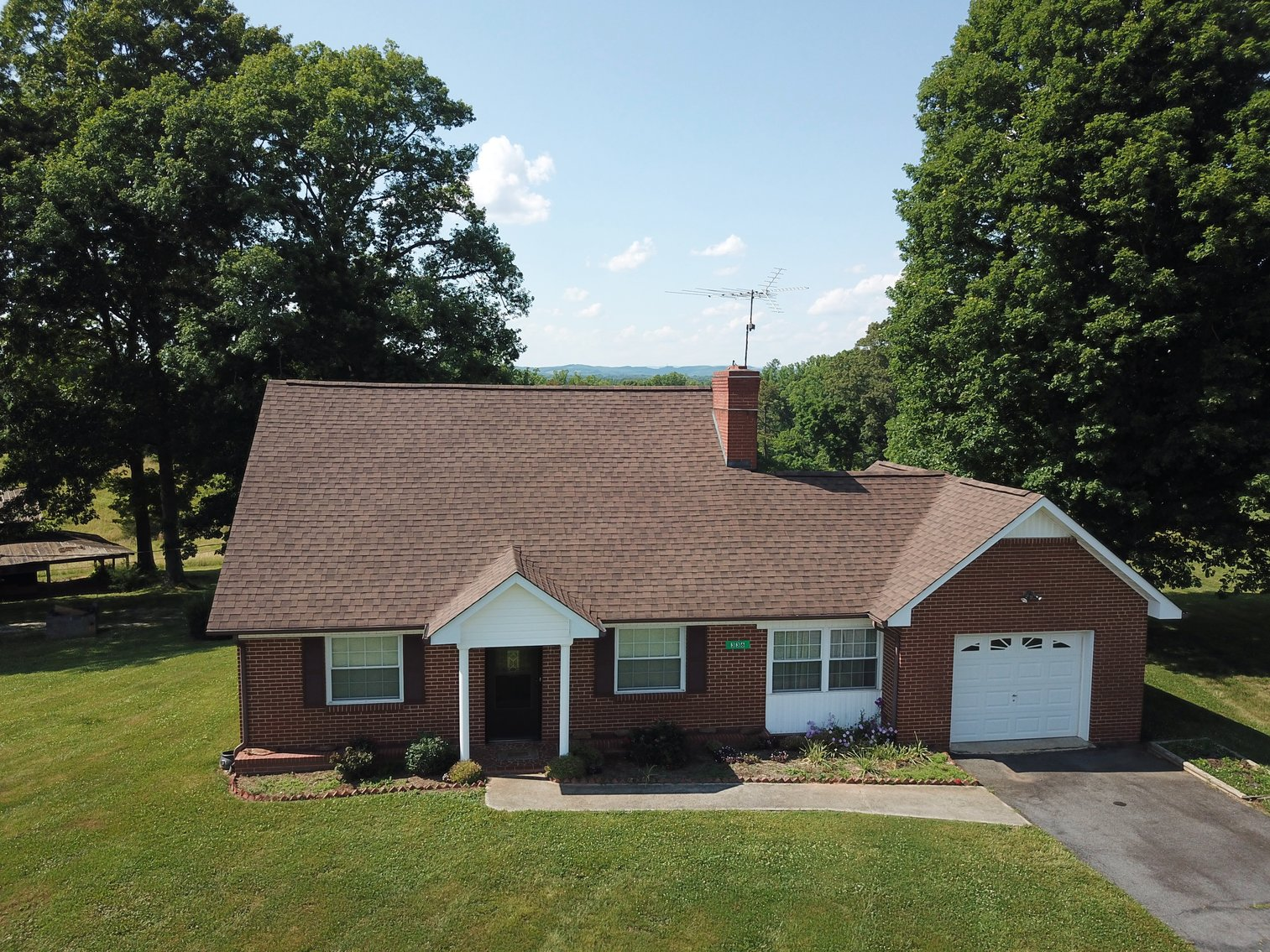 Surry County Home with acreage