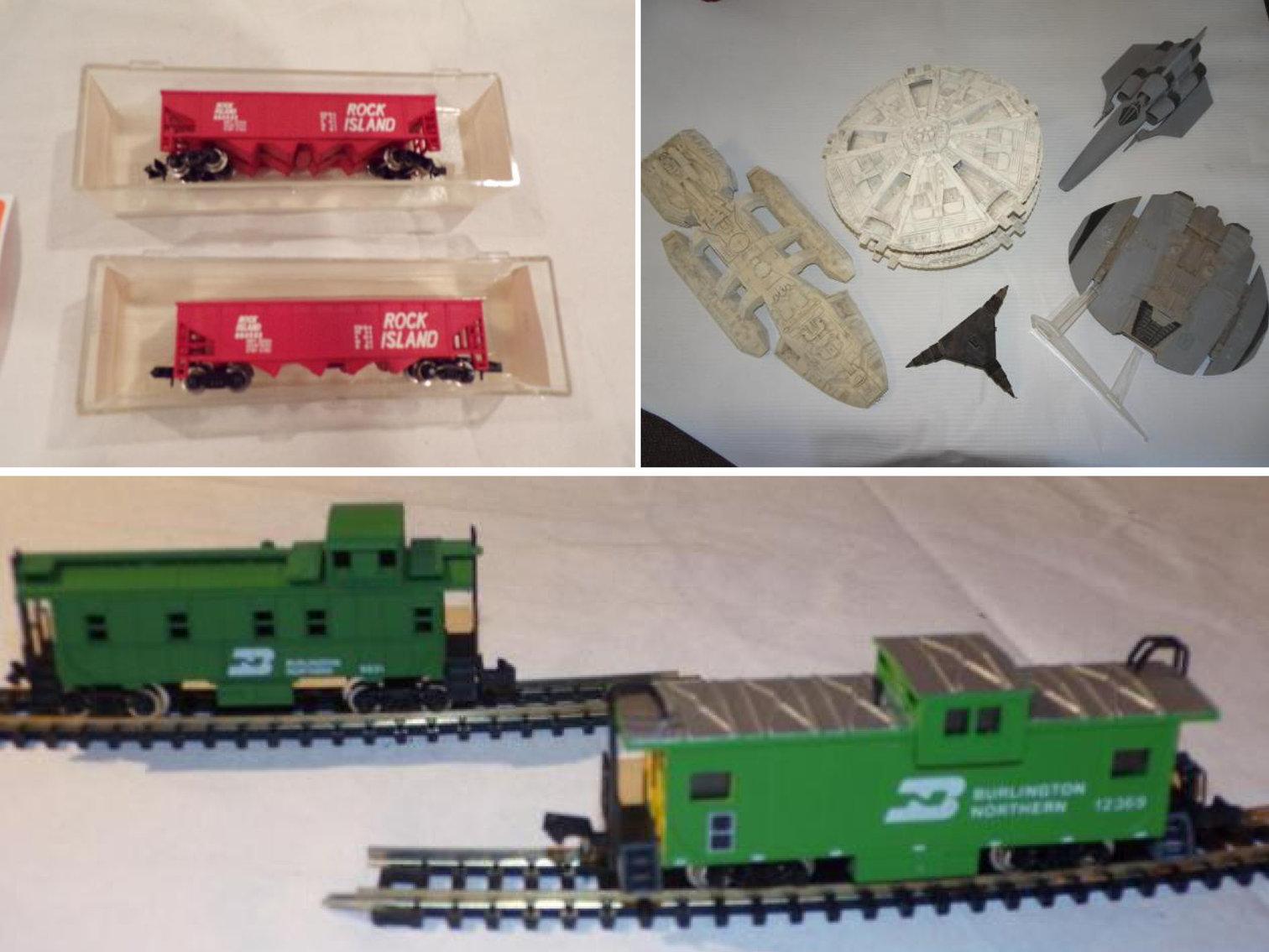 Trains, Die Cast, Jeff Gordon Items, Toys & Memorabilia