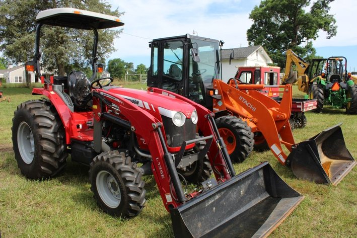 SPRING CONSIGNMENT SALE! Farm, Lawn, Shop and Construction Equipment