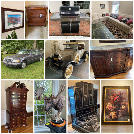 The Late Gordon Hendrix Estate Auction - Online Only