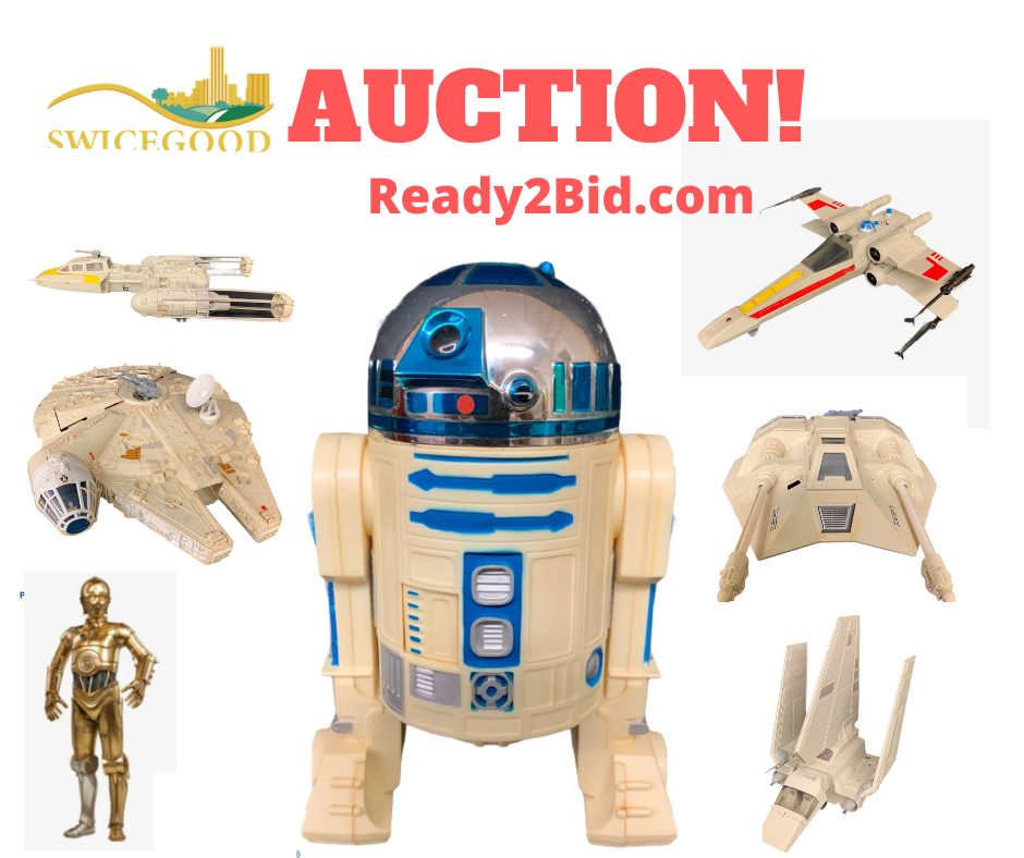 Star Wars/ Science Fiction Collectible Auction
