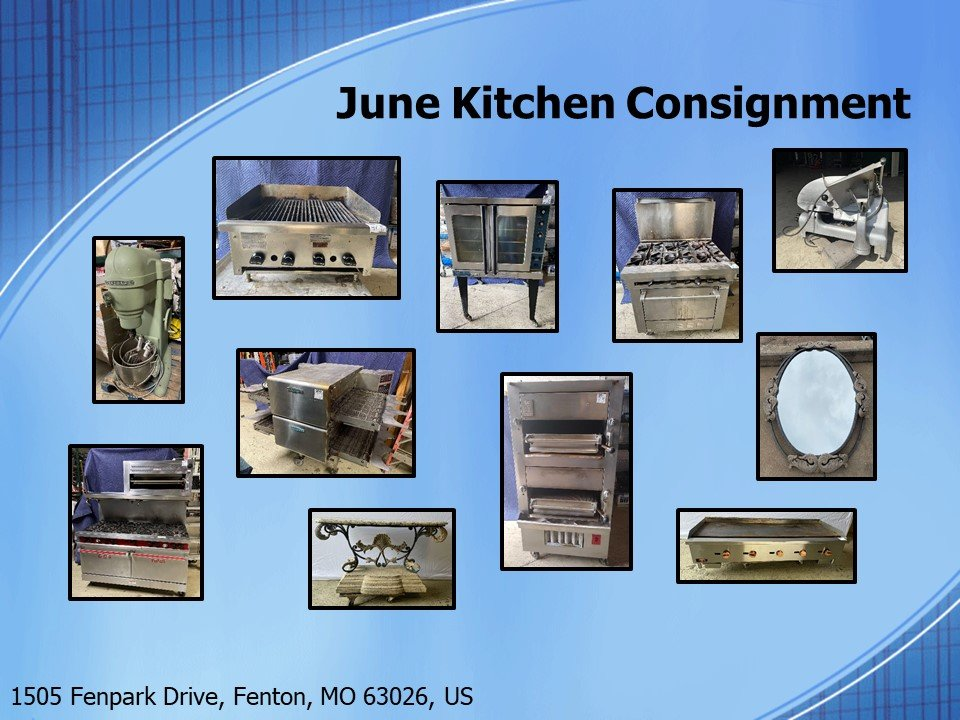 June Kitchen Consignment